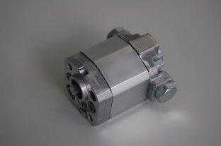 500 - 4000 R/min دقيق Marzocchi هيدروليّ ترس مضخة BHP280-D-14