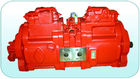 الصين 63cc, 112cc, 140cc صغير هيدروليّ مكبس بستون مضخة K3V63DT, K3V112DT, K3V140DT مصنع